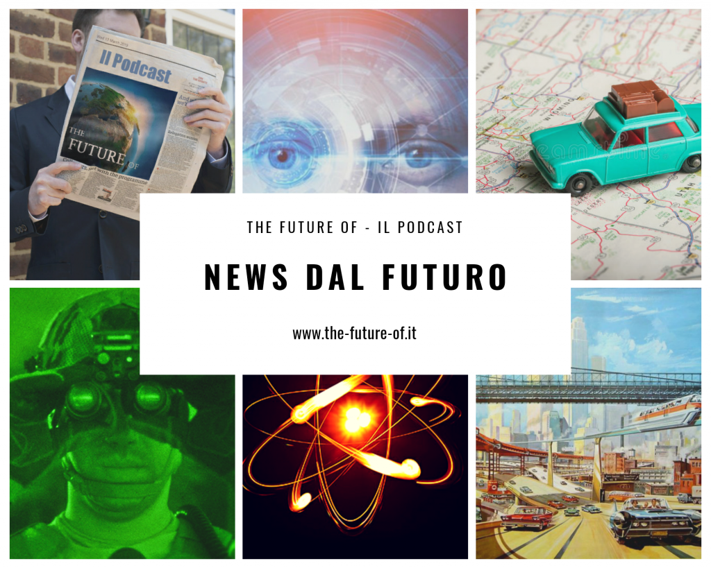 News dal futuro #66 - The Future Of