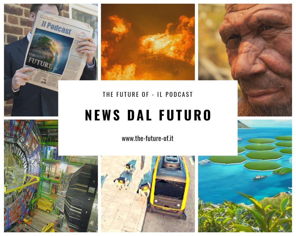 News dal futuro #67 - The Future Of