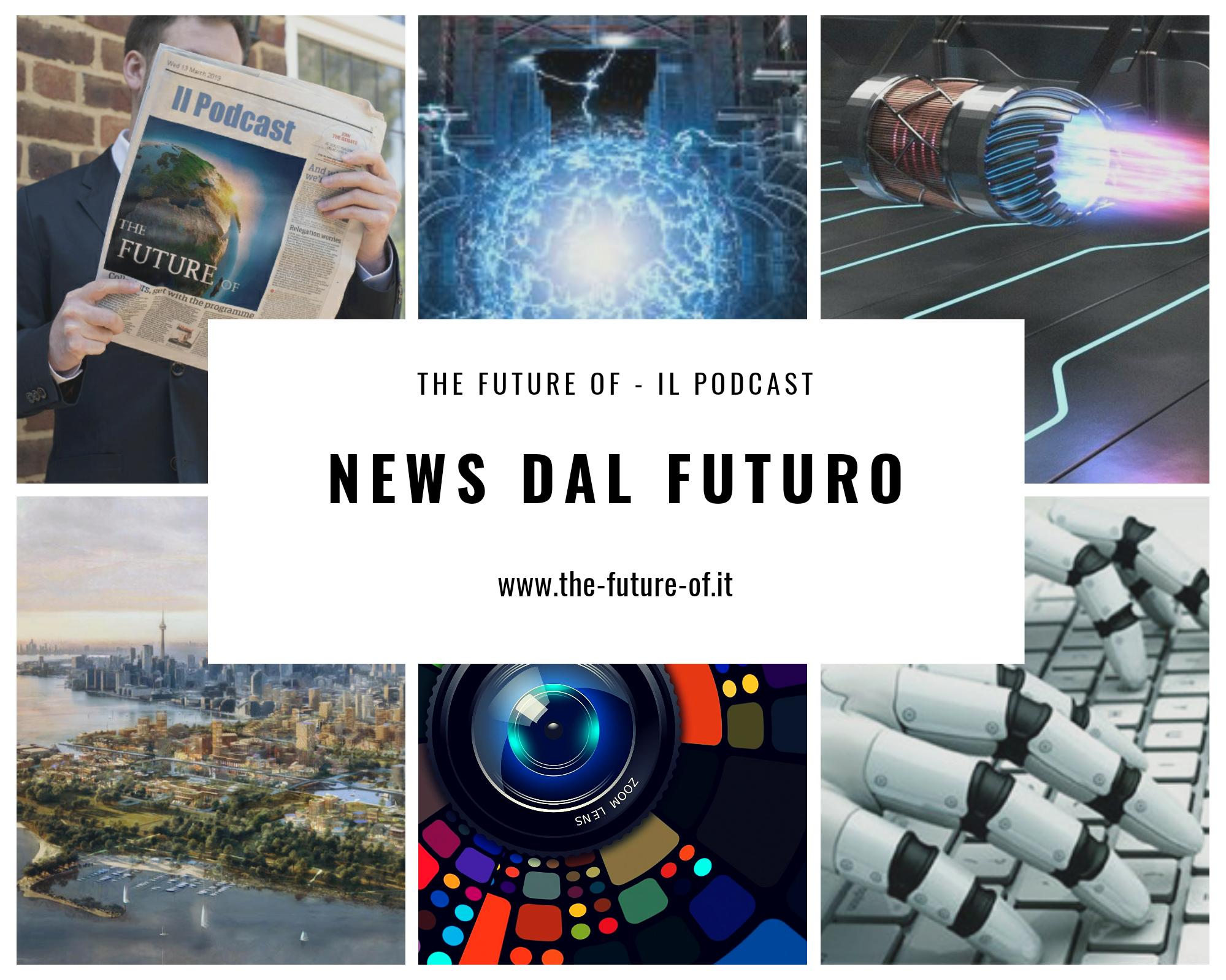 News dal futuro #61