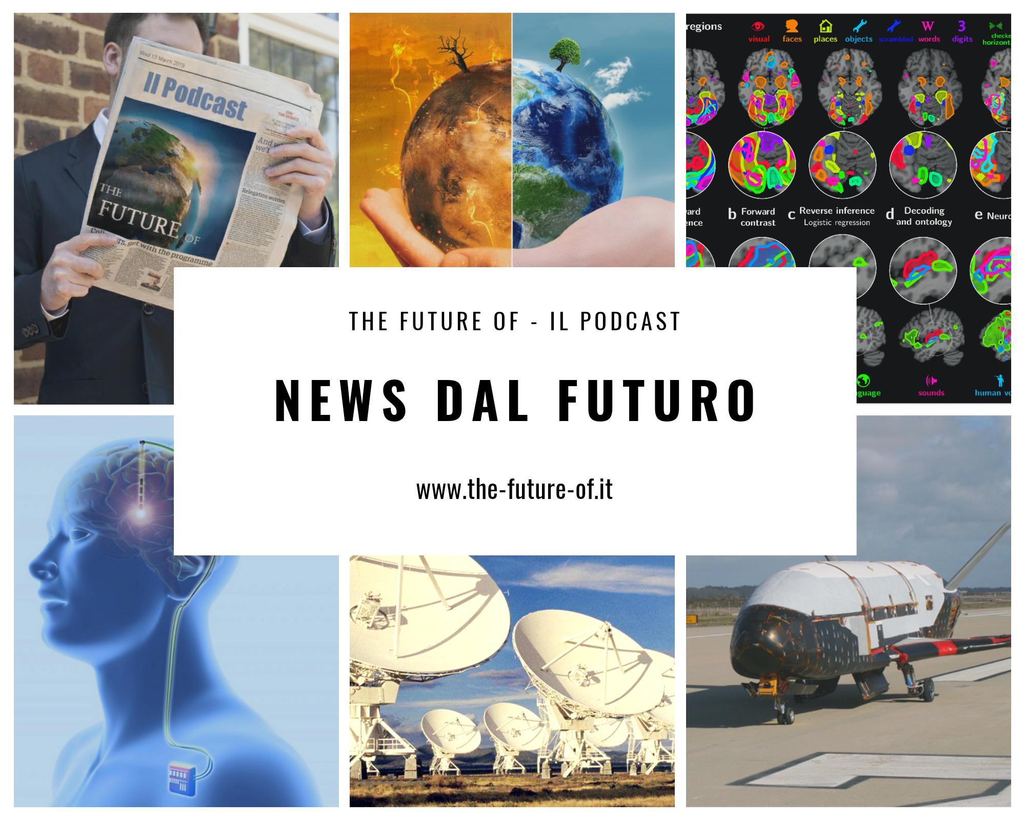 News dal futuro #62