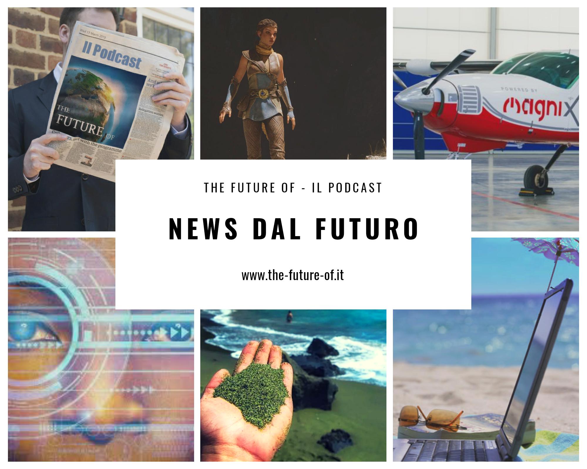 News dal futuro #64