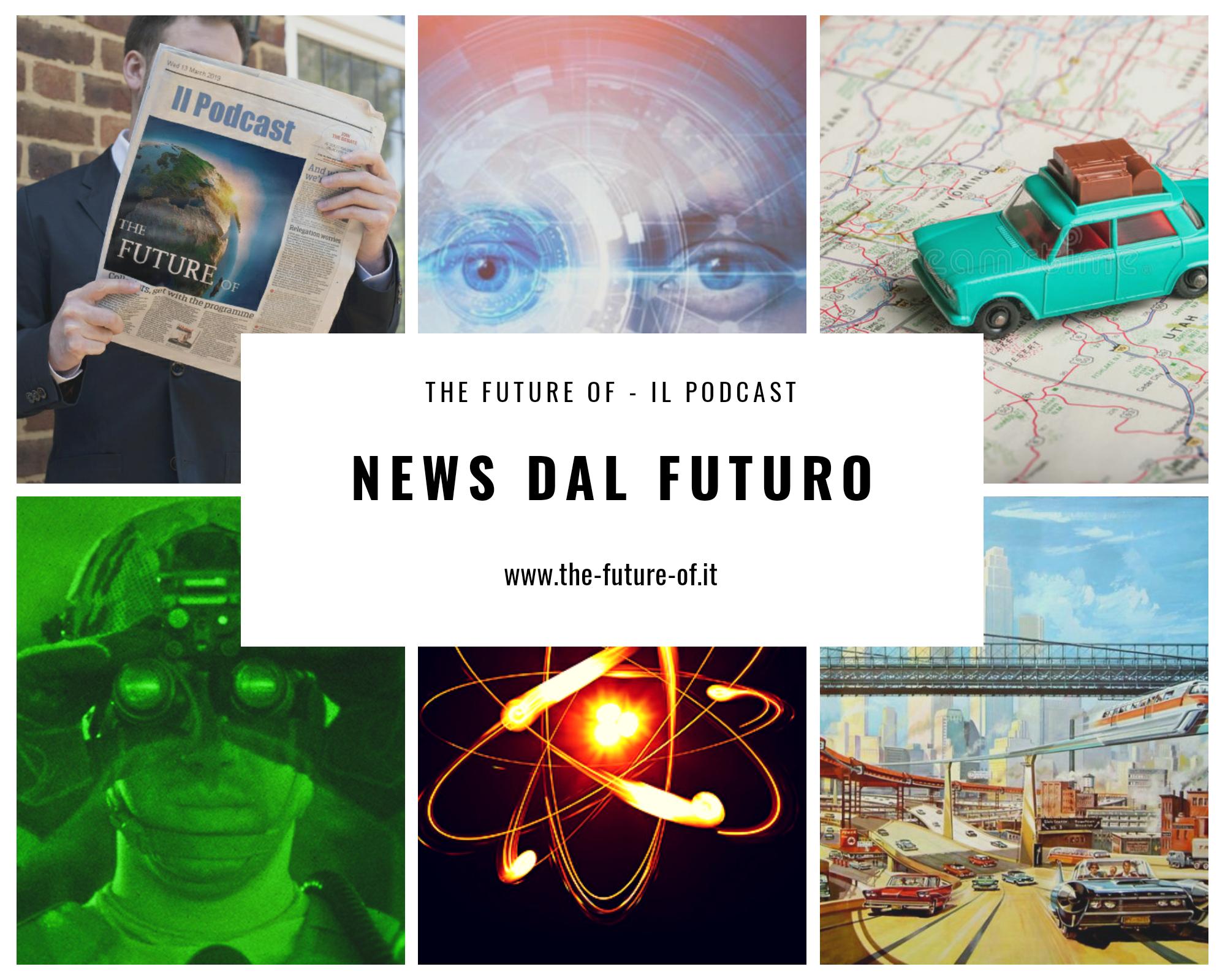 News dal futuro #66