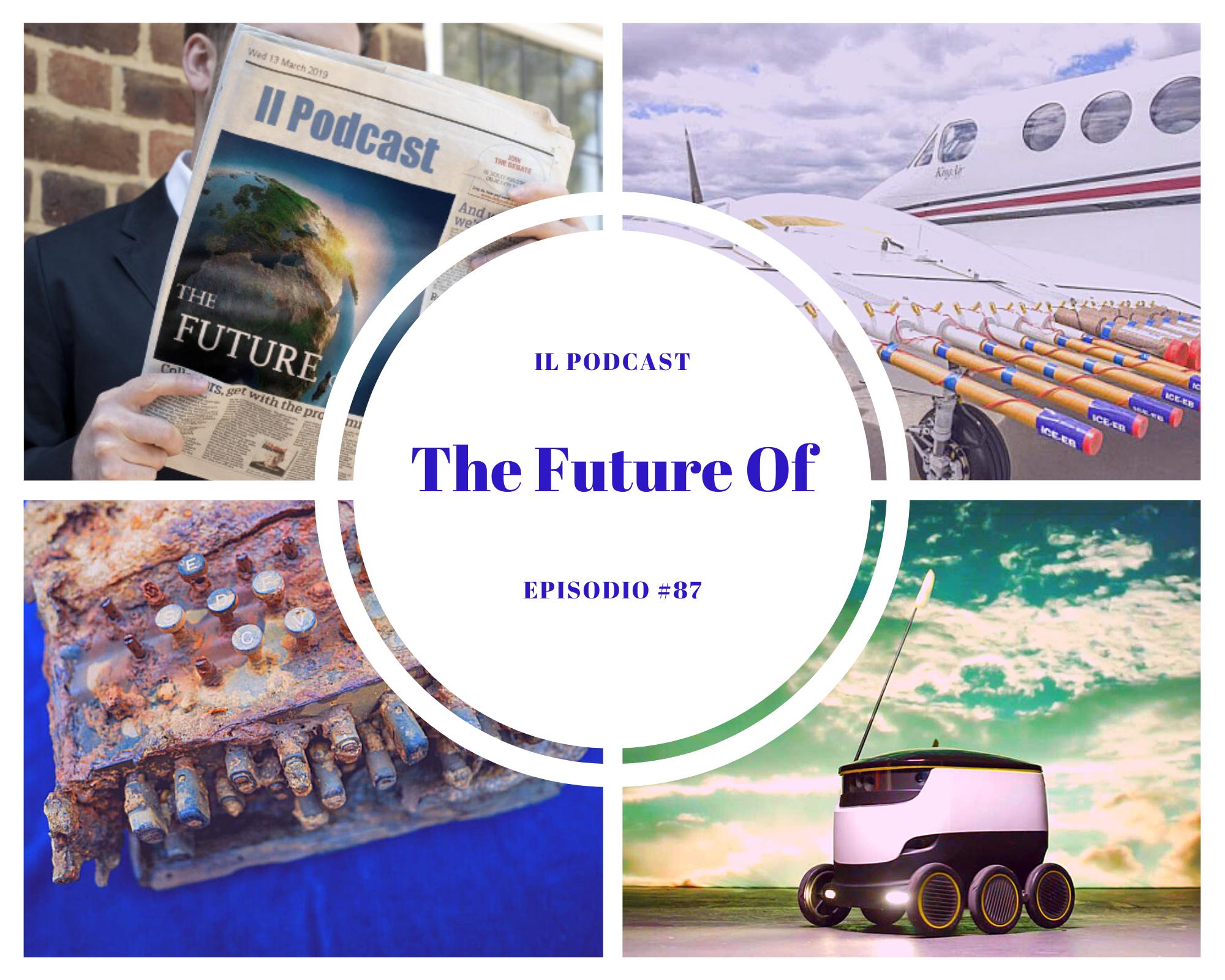 News dal futuro #87