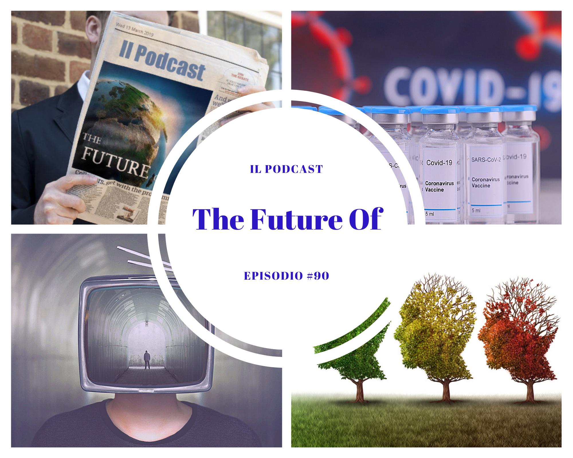 Puntata Speciale - Quali segnali di futuro ci lascia il 2020