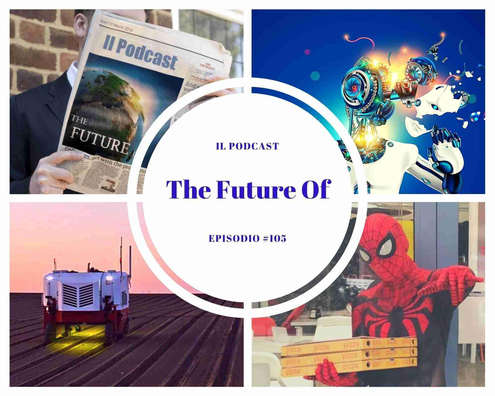 News dal futuro #105