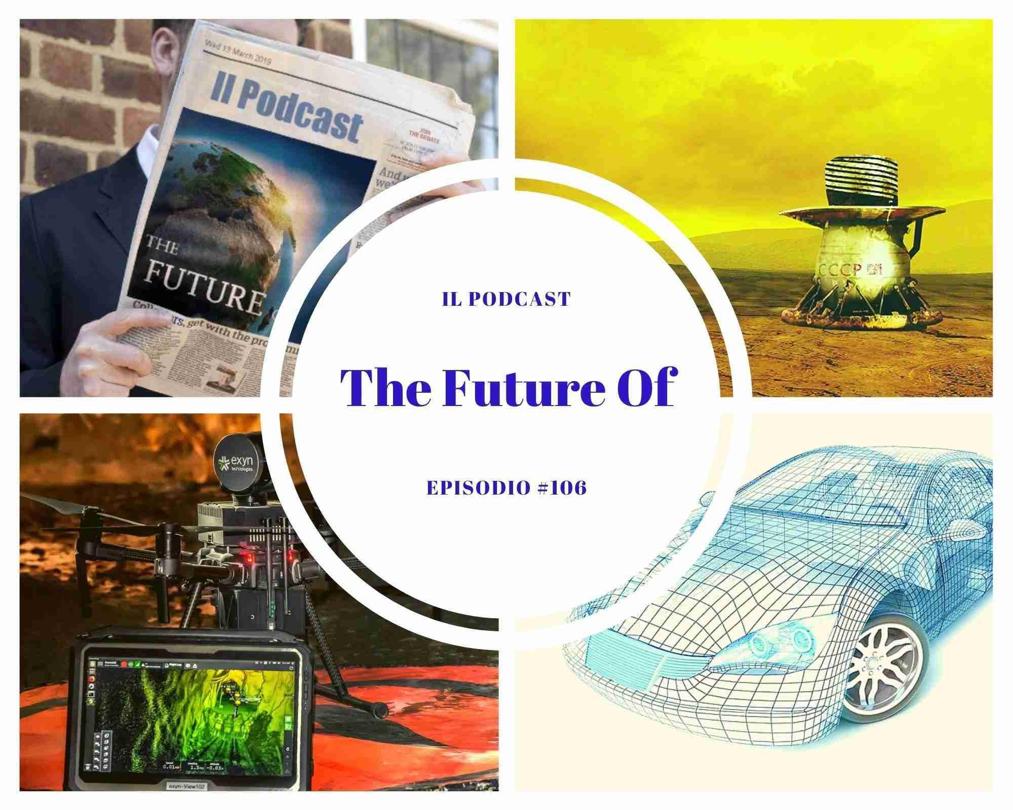 News dal futuro #106